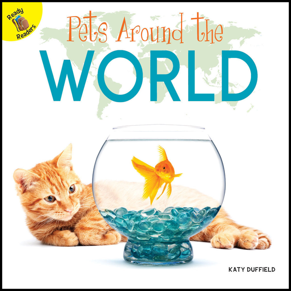 2019 - Pets Around the World (Hardback)