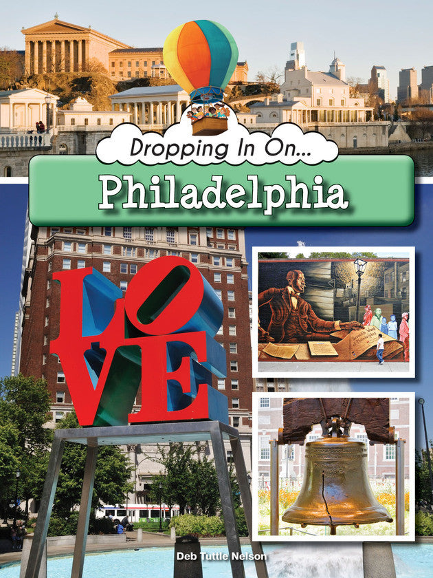2016 - Dropping In On Philadelphia (Hardback)