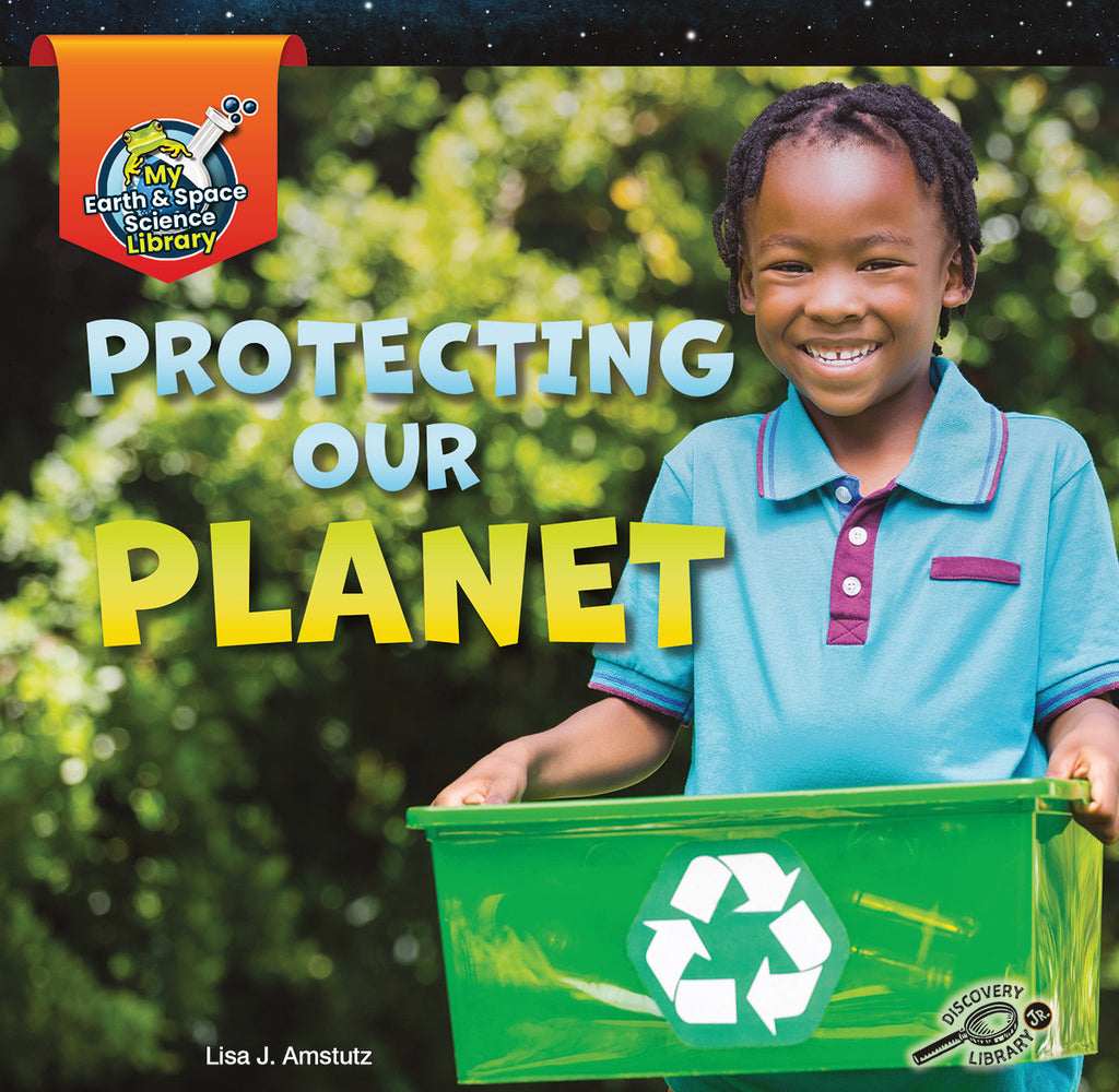 2021 - Protecting Our Planet (Hardback)