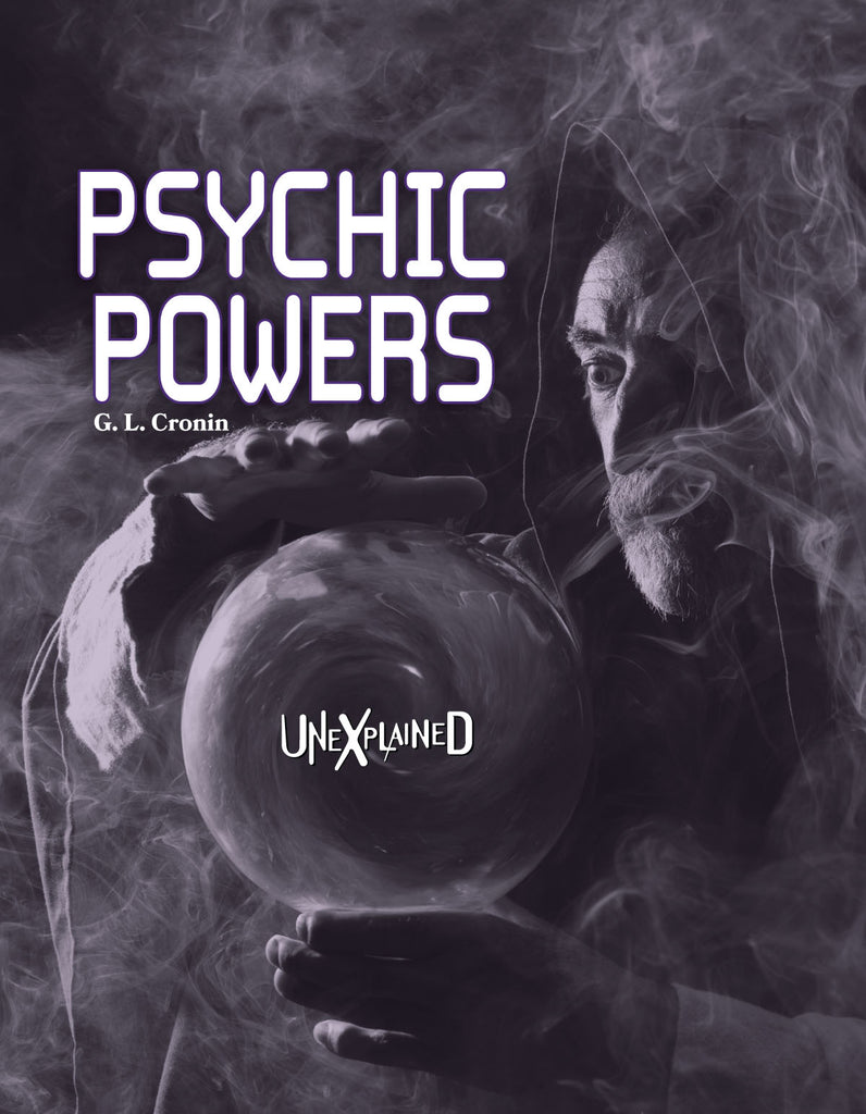 2019 - Psychic Powers (Hardback)