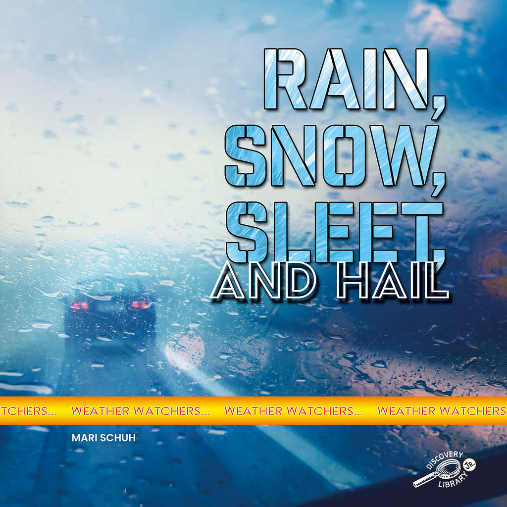 2020 - Rain, Snow, Sleet, and Hail (Paperback)
