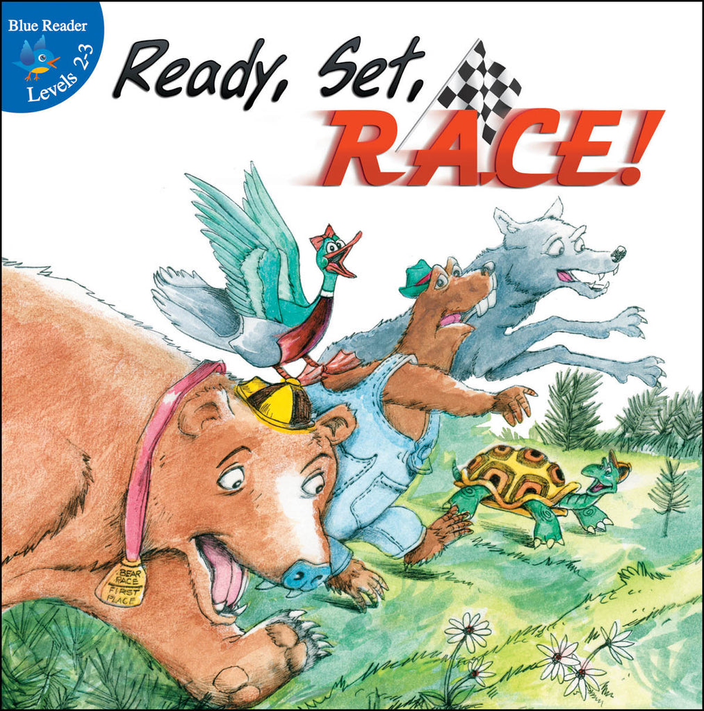 2012 - Ready, Set, Race! (eBook)