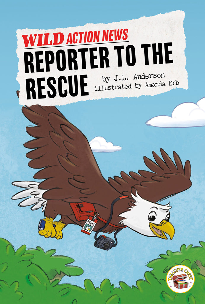 2020 - Reporter to the Rescue (Hardback)