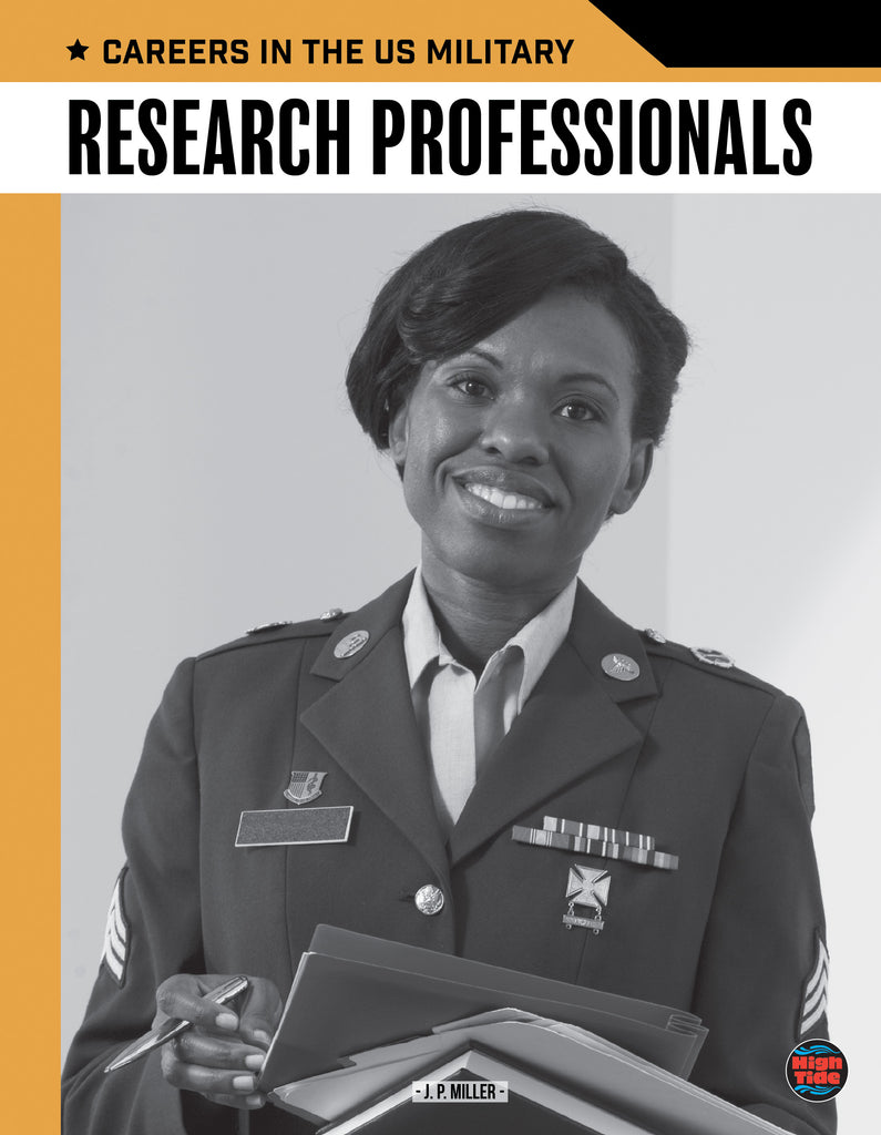 2021 - Research Professionals (Paperback)