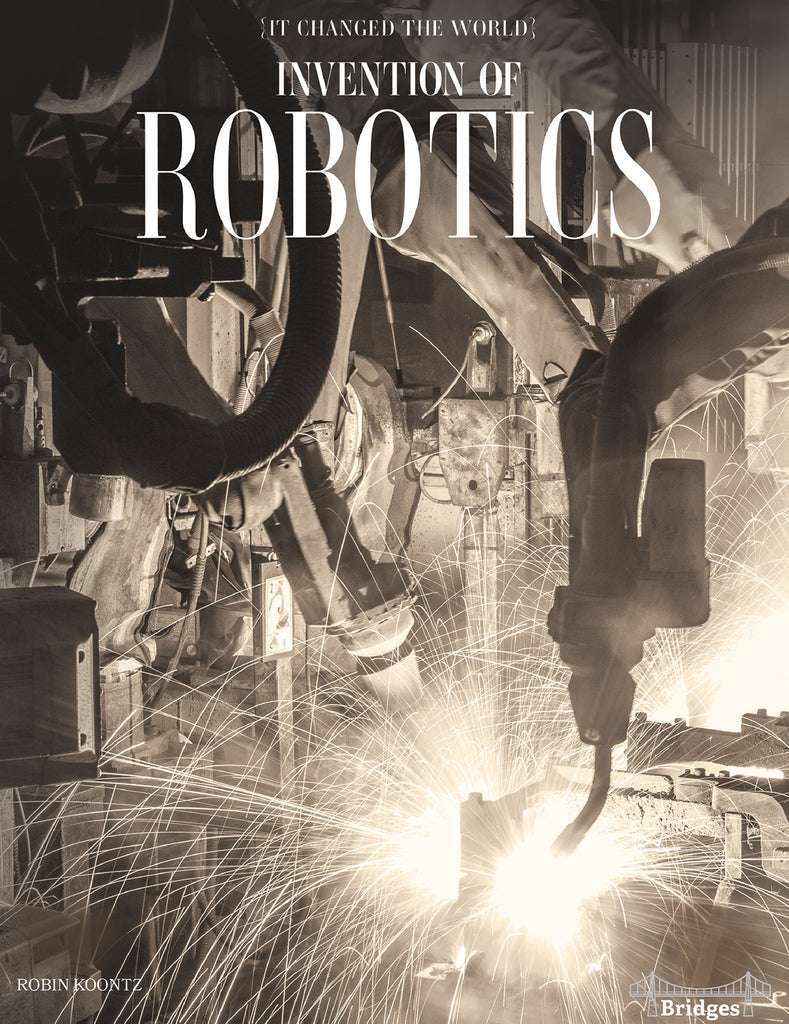 2020 - Invention of Robotics (Hardback)