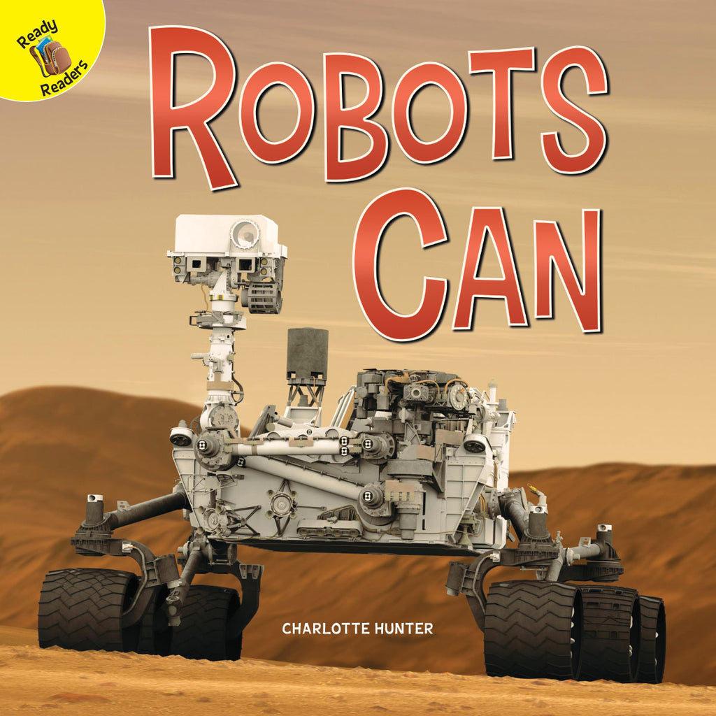 2019 - Robots Can (Paperback)
