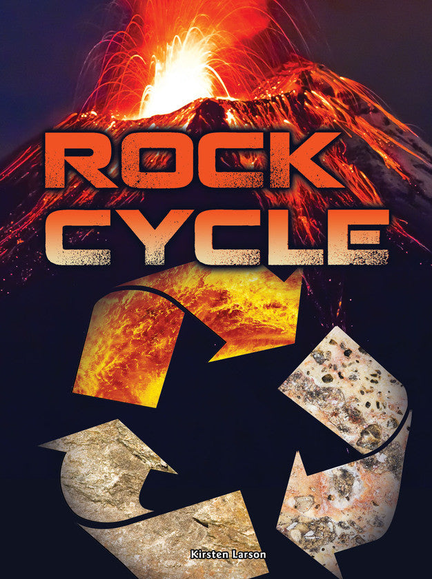 2016 - Rock Cycle (Hardback)