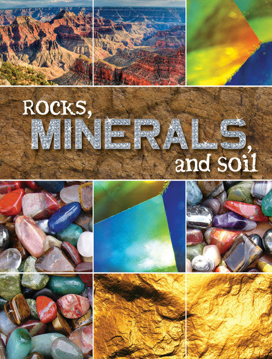 2010 - Rocks, Minerals, and Soil (Paperback)