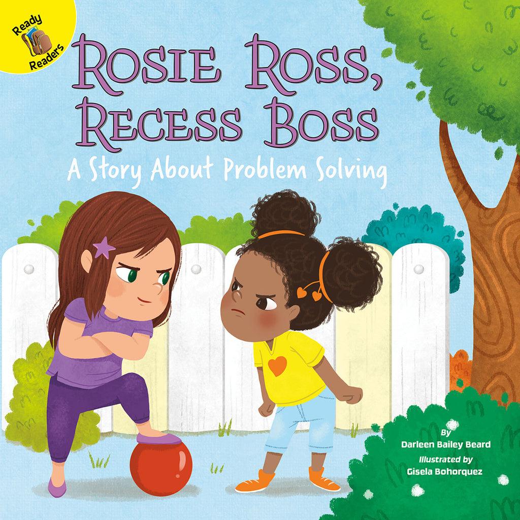2020 - Rosie Ross, Recess Boss (Hardback)
