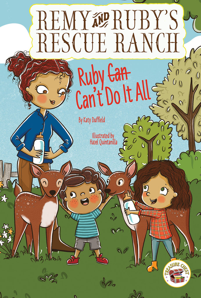 2020 - Ruby Can't Do It All (Hardback)