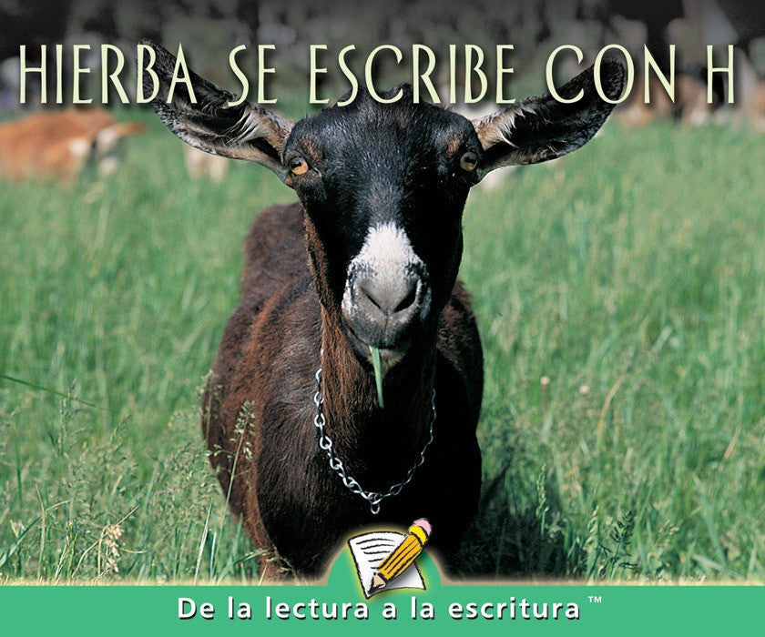 2007 - Hierba se escribe con H (G Is For Grass)  (Paperback)