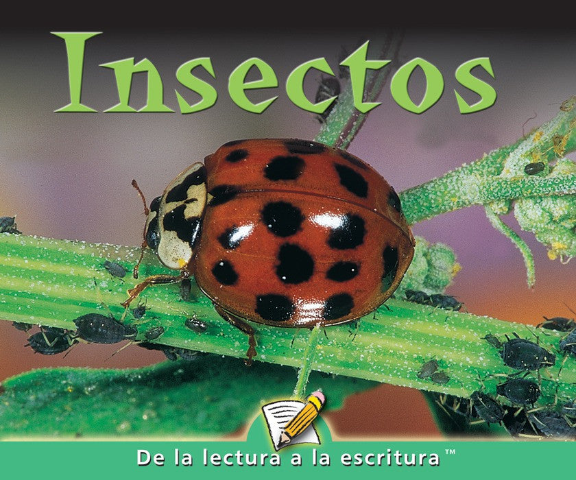 2007 - Insectos (Insects)  (eBook)
