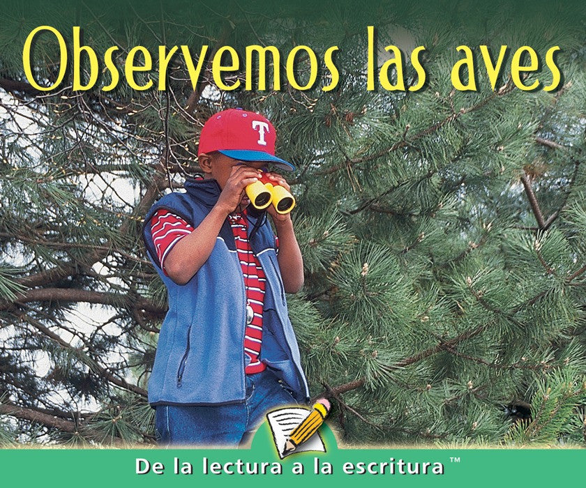 2007 - Observemos las aves (Let's Look For Birds)  (eBook)