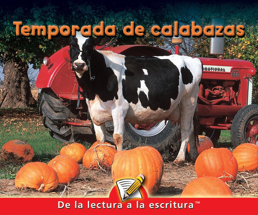 2007 - Temporada de calabazas (Pumpkin Time)  (eBook)