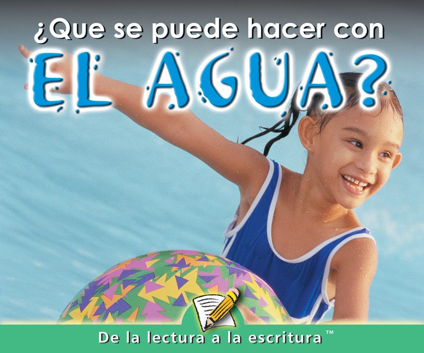 2007 - Que se puede hacer con el agua? (What Can You Do With Water?)  (Paperback)