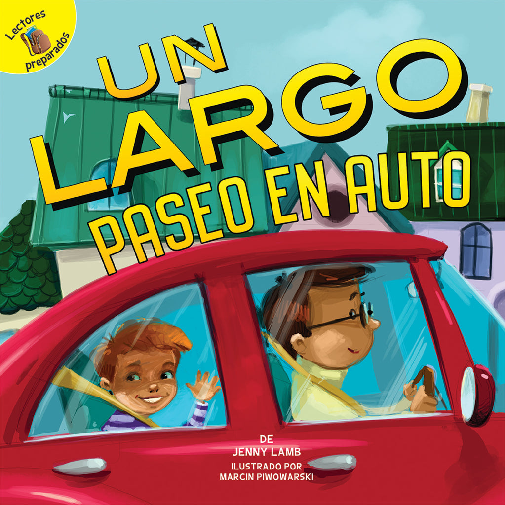 2018 - Un largo paseo en auto (A Long Car Ride) (Paperback)