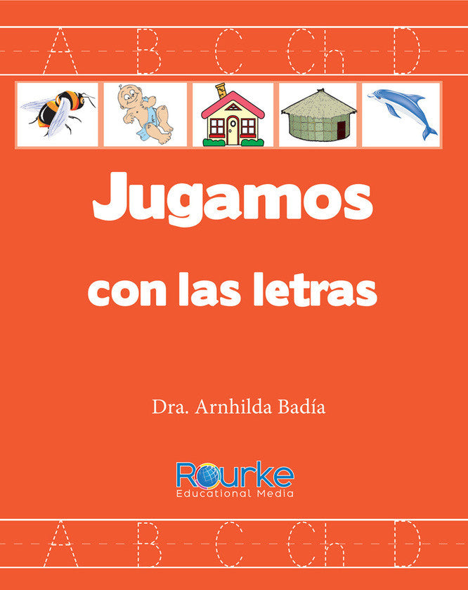 2007 - Jugamos con las letras (We Play with Letters) (Paperback)