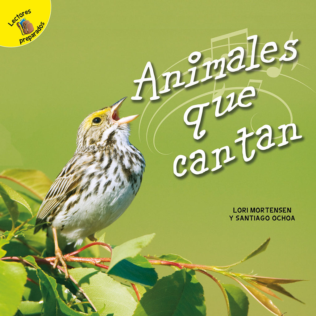 2020 - Animales que cantan (Paperback)