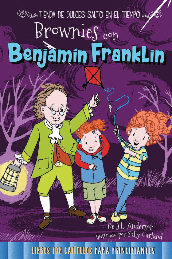 2017 - Brownies con Benjamín Franklin (Brownies with Benjamin Franklin) (Hardback)