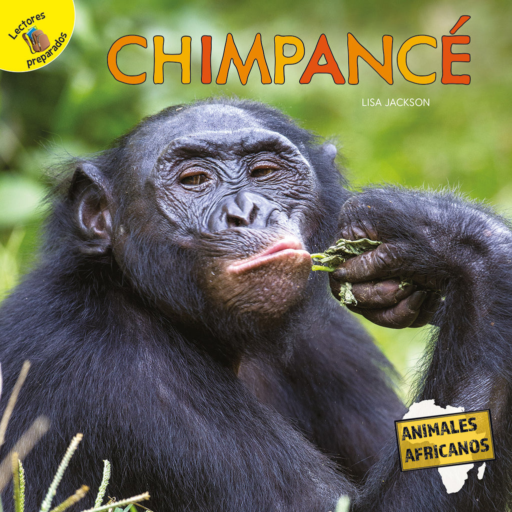 2020 - Chimpancé (eBook)
