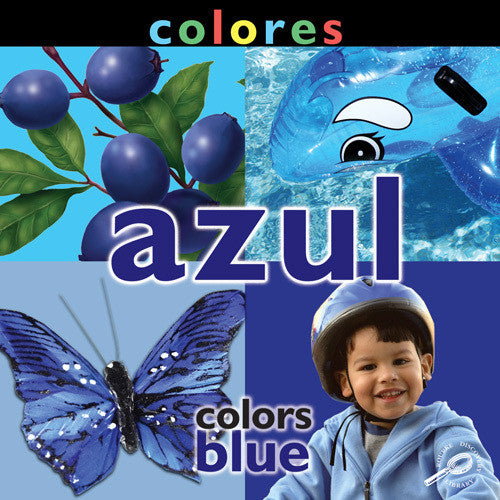 2014 - Colores: Azul (Colors: Blue) (eBook)