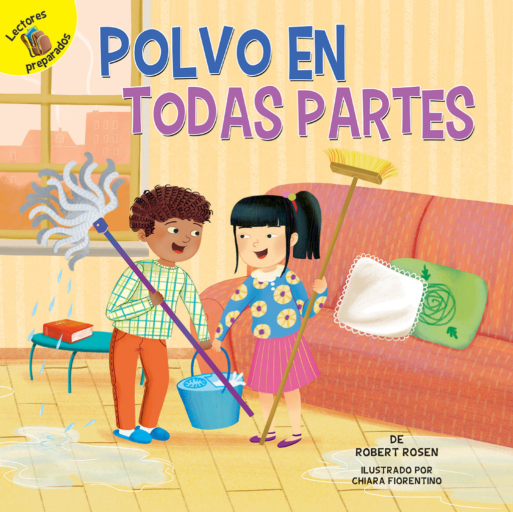 2018 - Polvo en todas partes (Dust Everywhere) (Paperback)