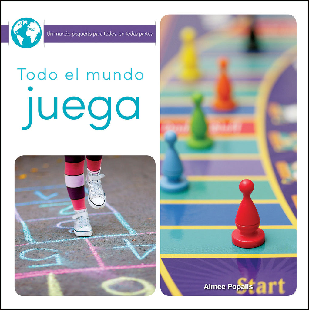 2018 - Todo el mundo juega (Everyone Plays Games) (Hardback)