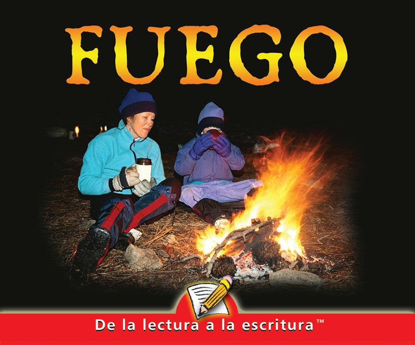 2007 - Fuego (Fire)  (eBook)