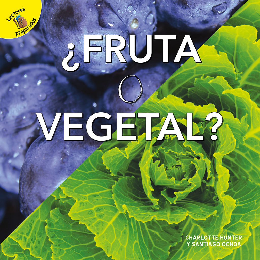 2020 - Fruta o vegetal (eBook)