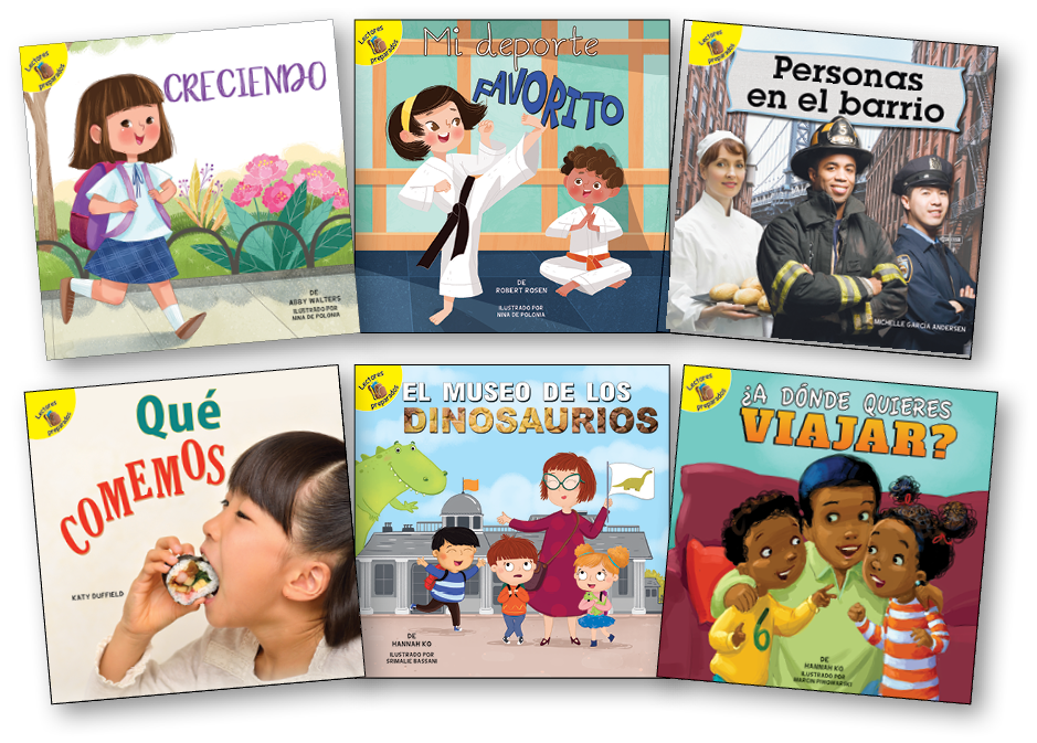 Spanish Leveled Books F—H