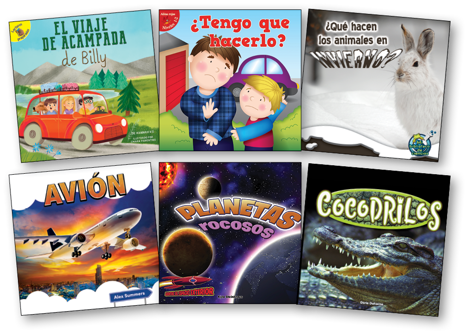 Spanish Leveled Books I-L