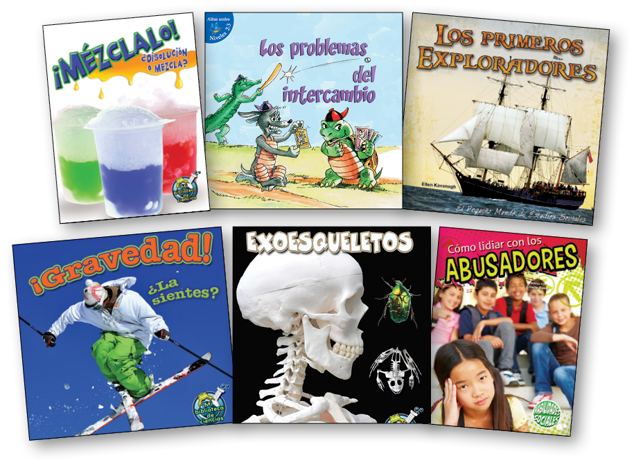 Spanish Leveled Books M—O