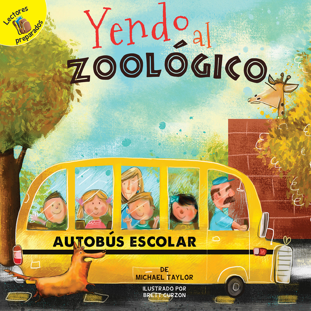 2018 - Yendo al zoológico  (Going to the Zoo) (Hardback)