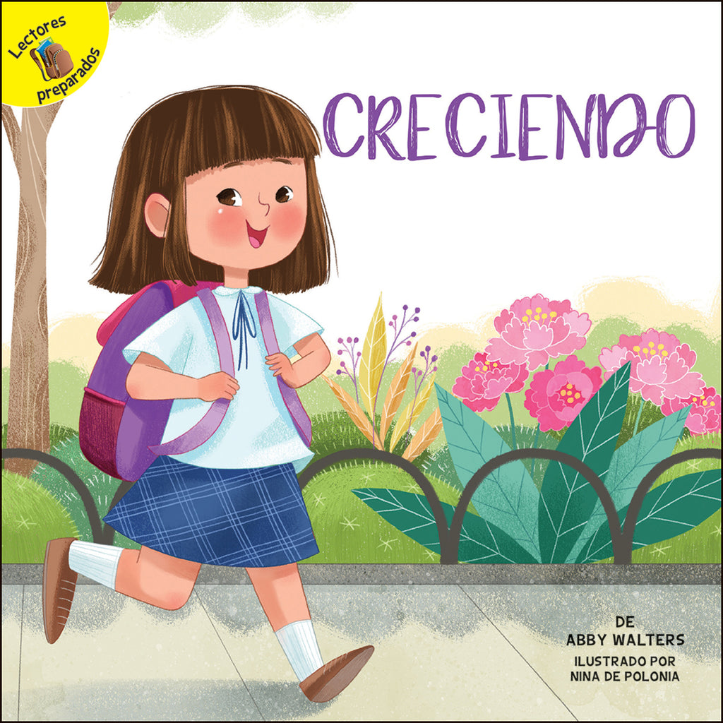 2018 - Creciendo (Growing Up) (Hardback)