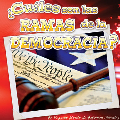 2015 - ¿Cuáles son las ramas de la democracia? (What Are the Branches of Democracy?) (Paperback)