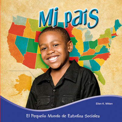 2015 - Mi país (My Country) (Hardback)