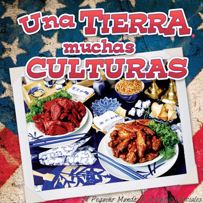 2015 - Una tierra, muchas culturas (One Land, Many Cultures) (Paperback)