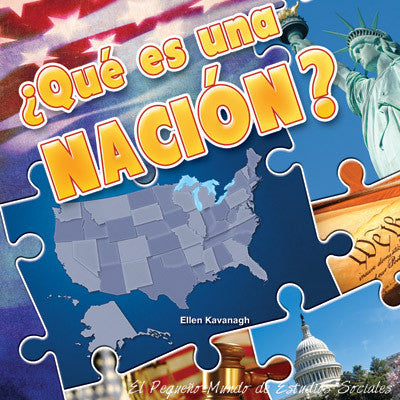 2015 - ¿Qué es una nación? (What Is A Nation?) (Hardback)