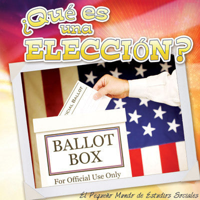 2015 - ¿Qué es una elección? (What's An Election?) (Paperback)