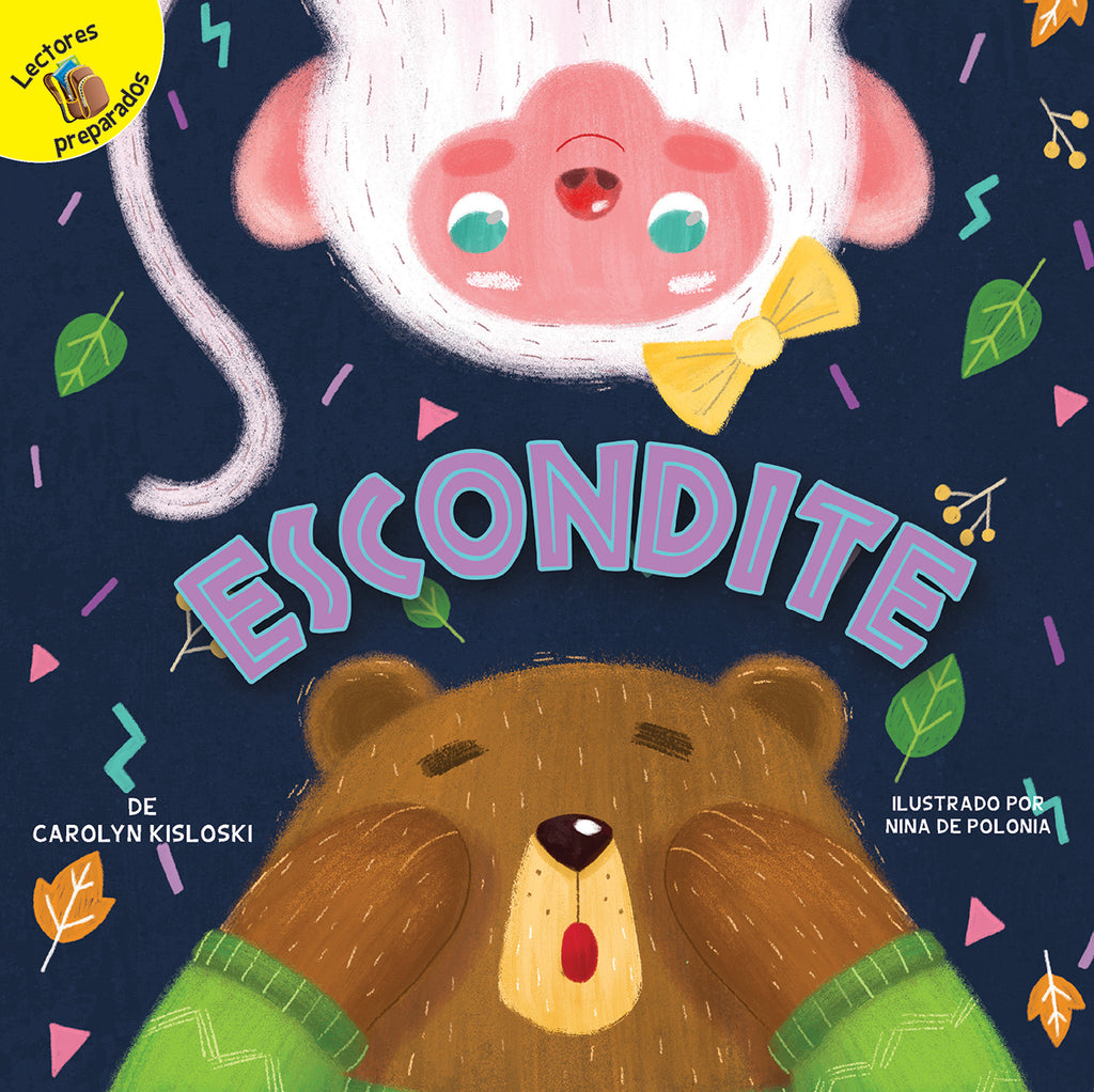 2018 - Escondite (Hide and Seek) (Hardback)