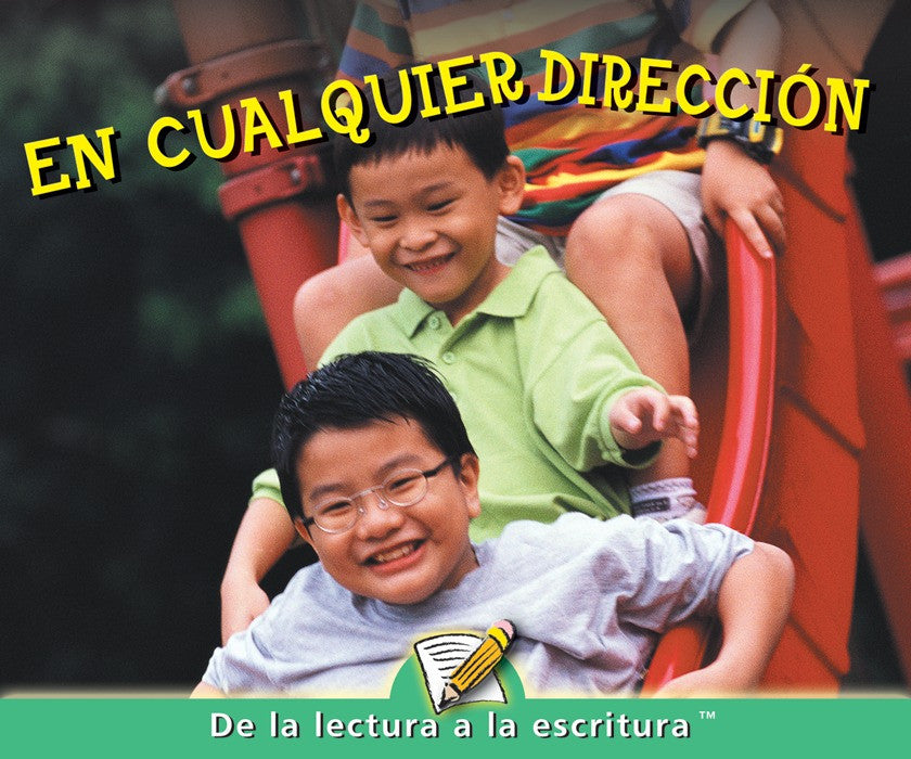 2007 - En cualquier direccion (In All Directions)  (eBook)