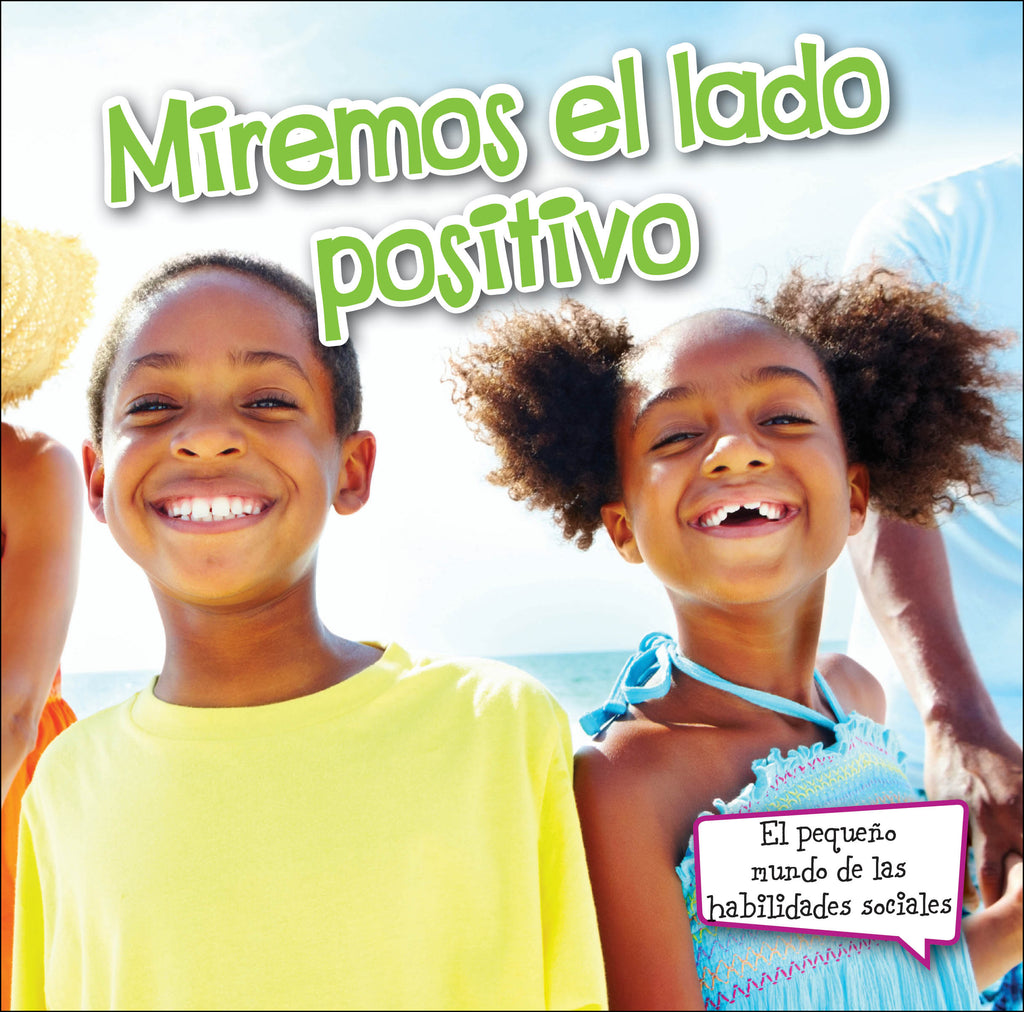 2015 - Miremos el lado positivo (Look On The Bright Side) (Hardback)