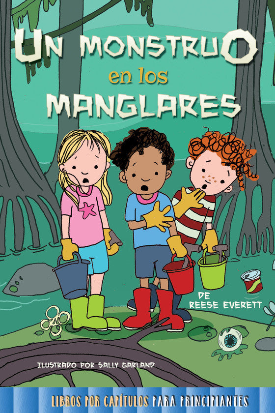 2017 - Un monstruo en los manglares (Monster in the Mangroves) (Paperback)