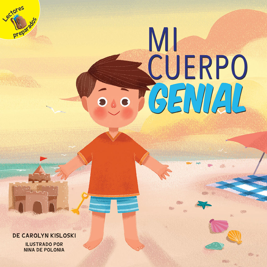 2018 - Mi cuerpo genial (My Great Body) (Hardback)