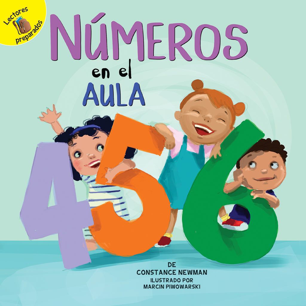 2018 - Números en el aula (Numbers in the Classroom) (Hardback)