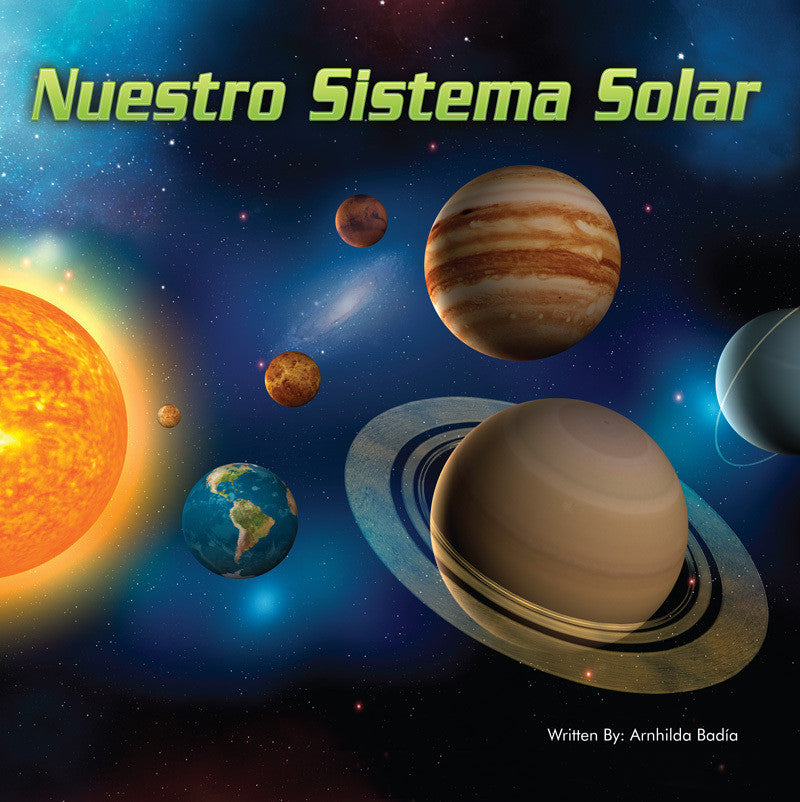 2012 - Nuestro sistema solar (Our Solar System) (eBook)