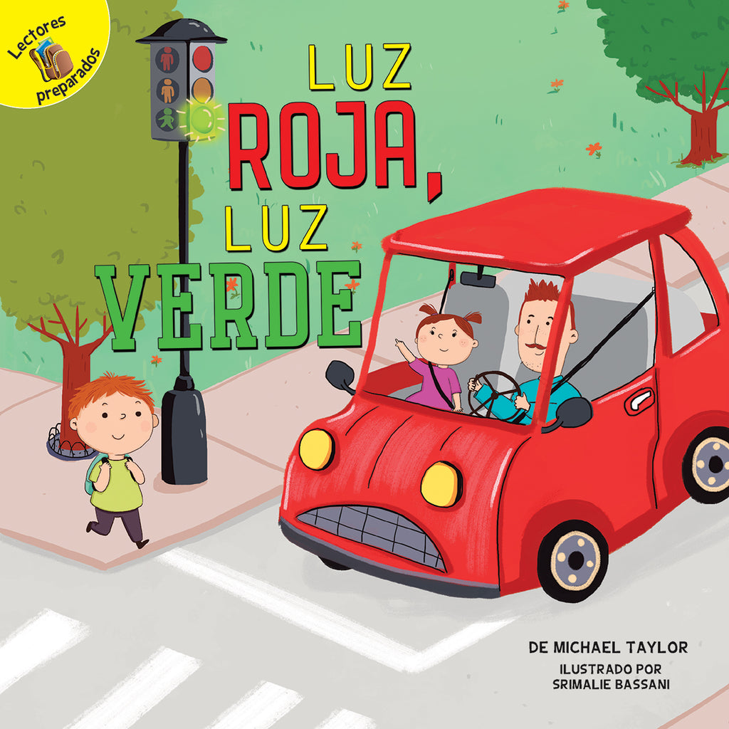 2018 - Luz roja, luz verde (Red Light, Green Light) (Hardback)