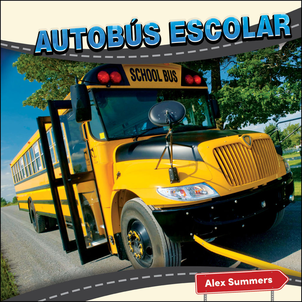 2018 - Autobús escolar (School Bus) (eBook)