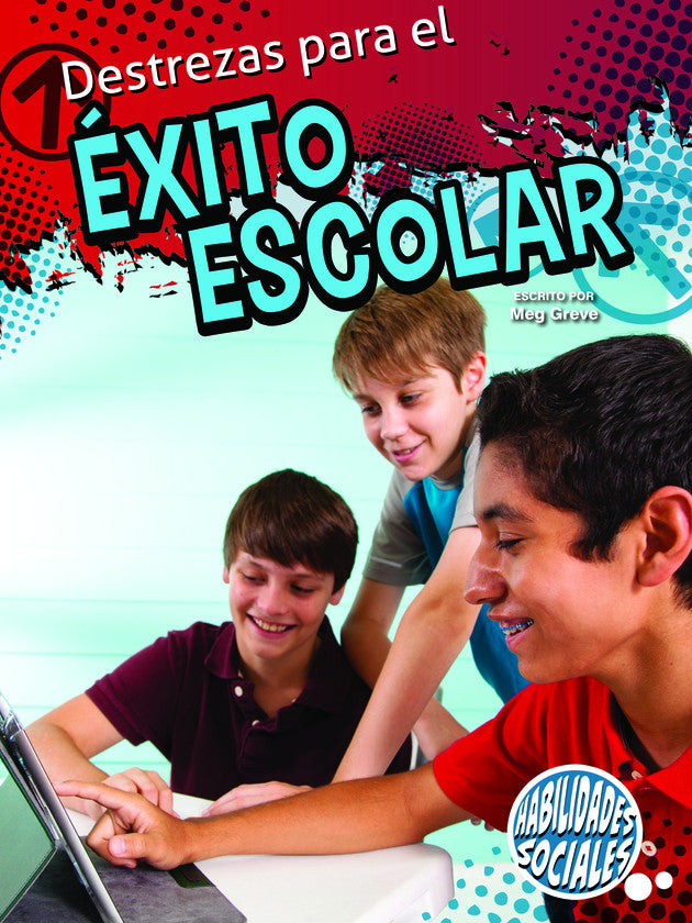 2014 - Destrezas para el éxito escolar (Skills For School Success) (Paperback)