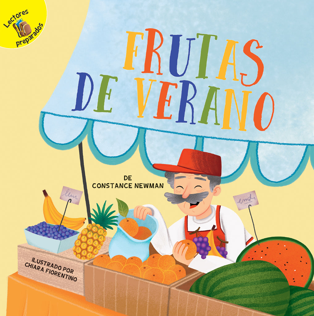 2018 - Frutas de verano (Summer Fruits) (Hardback)
